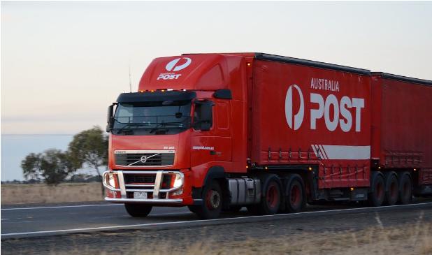 tracking Australia EMS shipment
