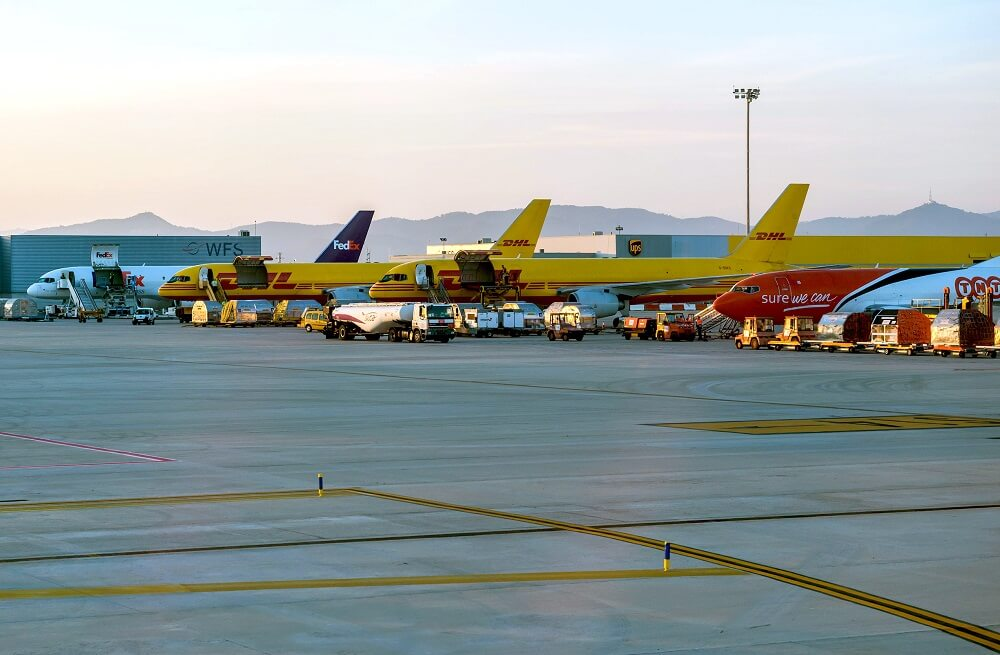 dhl spain global tracking delivery shipment