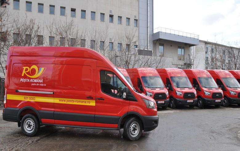 Poșta Română tracking delivery service