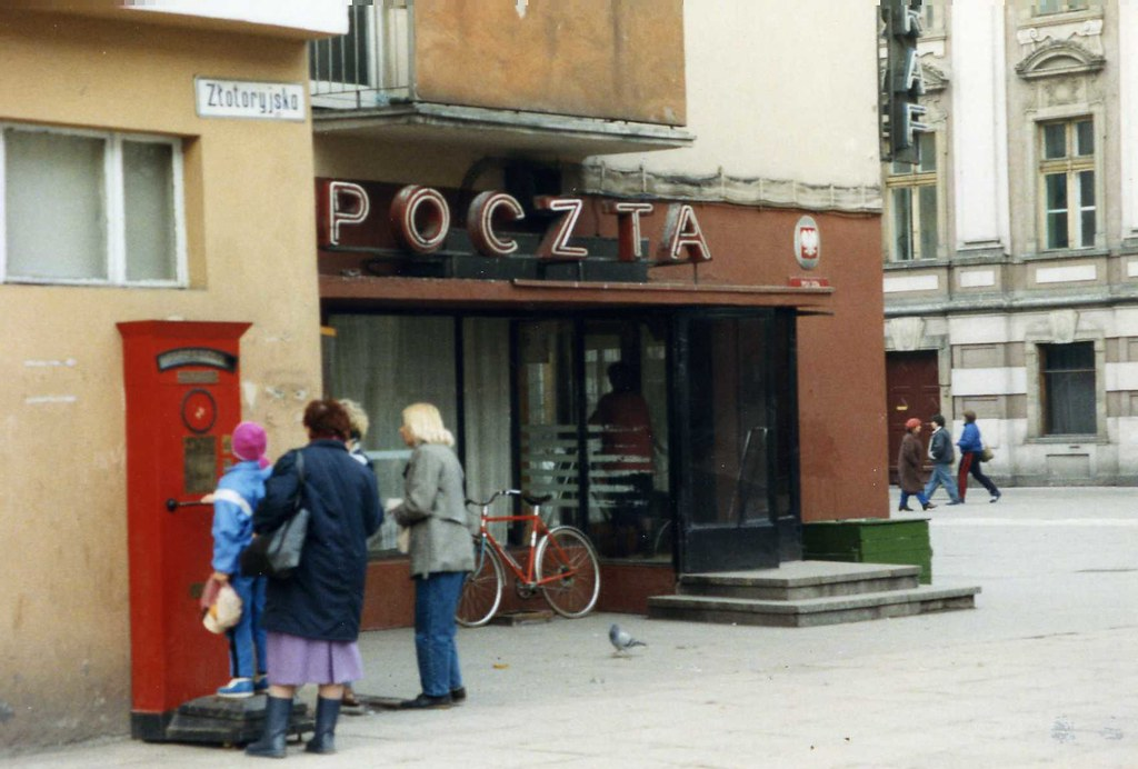 Track poczta polska parcel and delivery