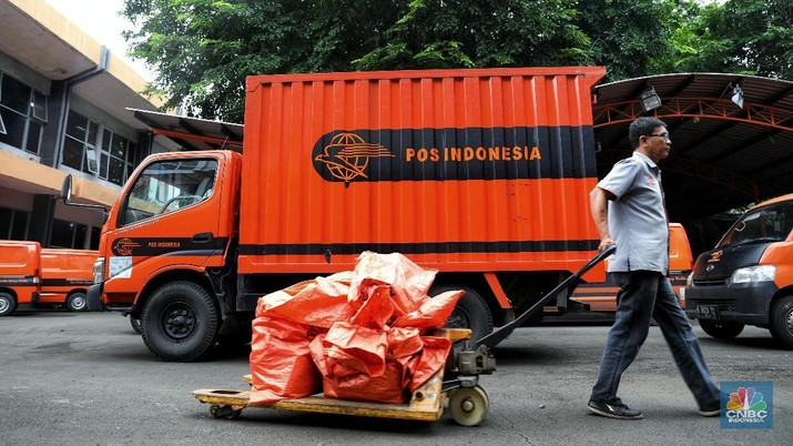 Track Indonesia Post parcel and delivery