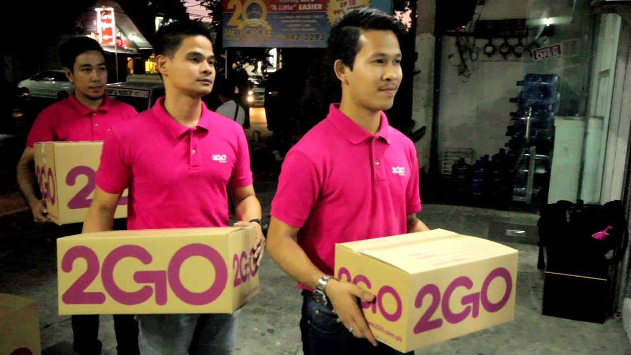 Track your 2GO parcels and mails delivery