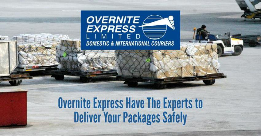Track your Overnite Express parcels and mails delivery