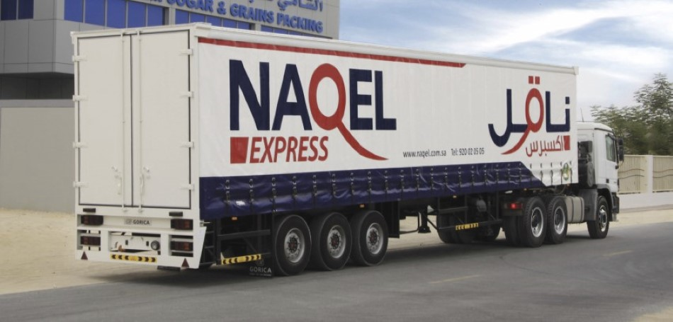 Track your Naqel parcels and mails delivery