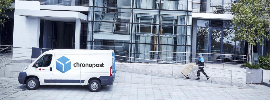 Suivez la livraison de vos colis Chronopost et de vos courriers
