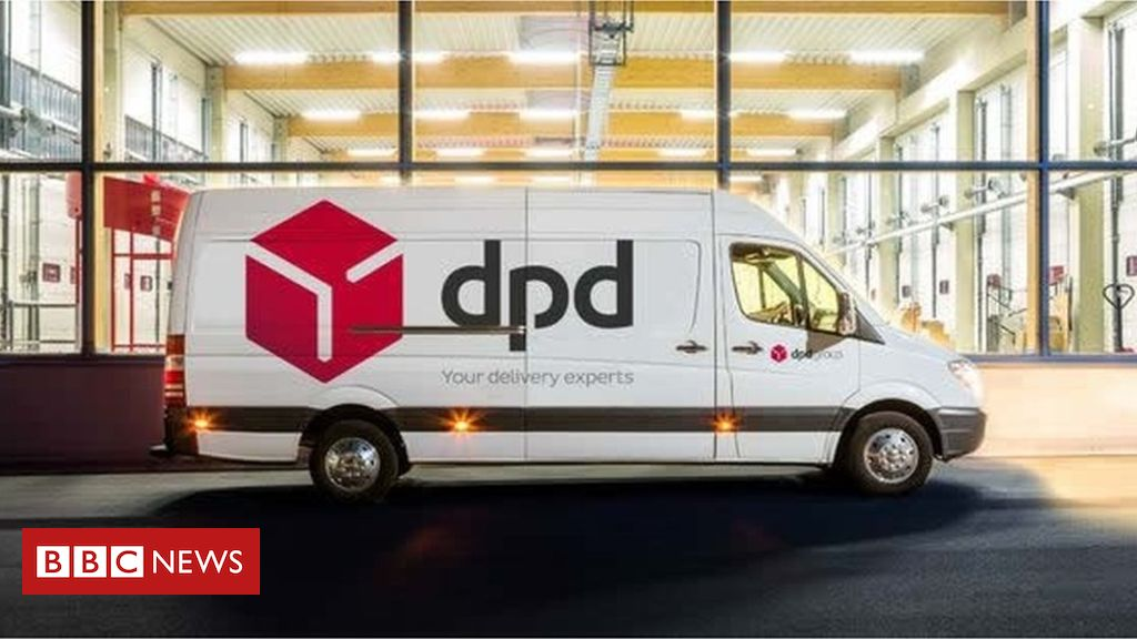 DPD delivery and shipment service