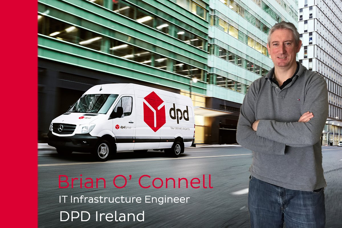 Track your DPD Ireland parcels and mails delivery